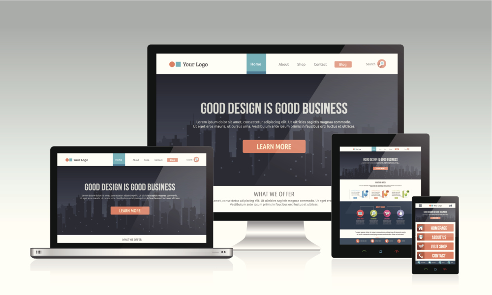 Website Design and Development Services Mad Money Media